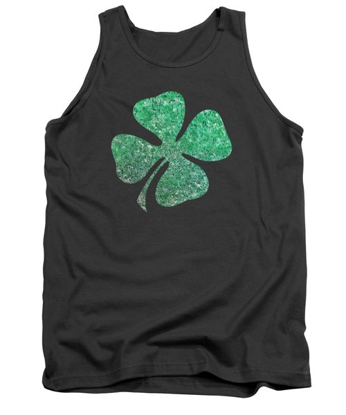 Four Leaf Clover Tank Top
