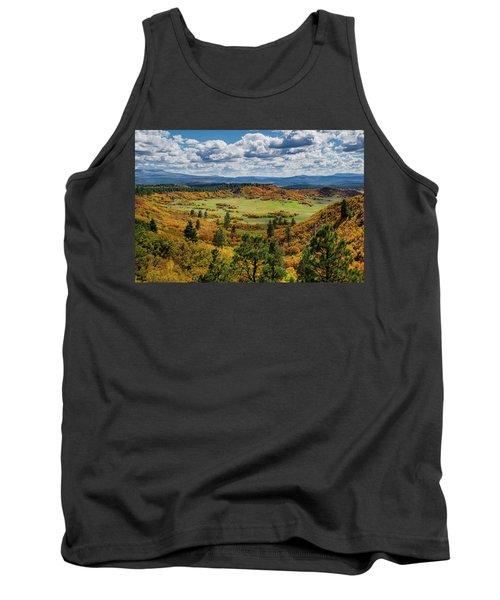 Four Mile Road Peak Color Tank Top