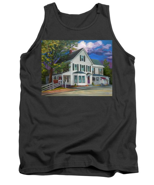 Fournier Funeral Home Tank Top