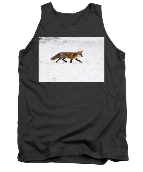 Fox 3 Tank Top