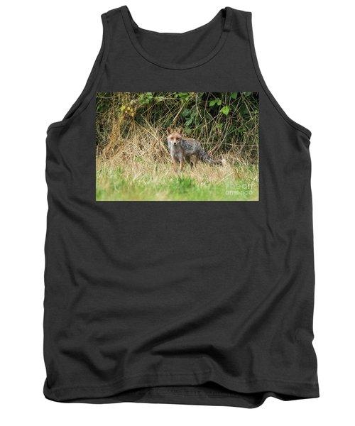 Fox In The Woods Tank Top