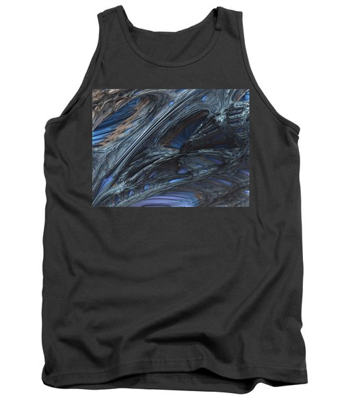 Fractal Structure 002 Tank Top