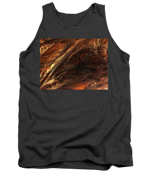 Fractal Structure 003 Tank Top