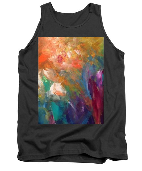 Fragrant Breeze Tank Top by Heather Roddy