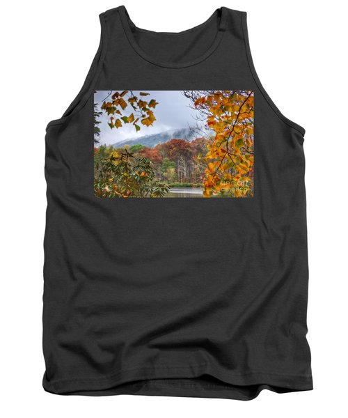 Framed By Fall Tank Top