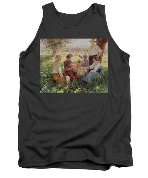 France Country Life  Tank Top