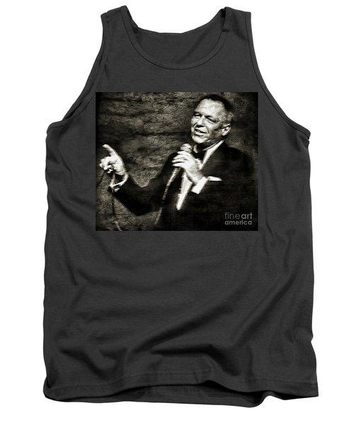 Frank Sinatra -  Tank Top