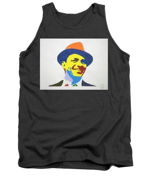 Frank Sinatra Smile Tank Top