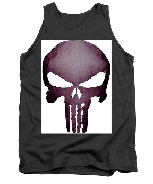 Frank Skull Tank Top