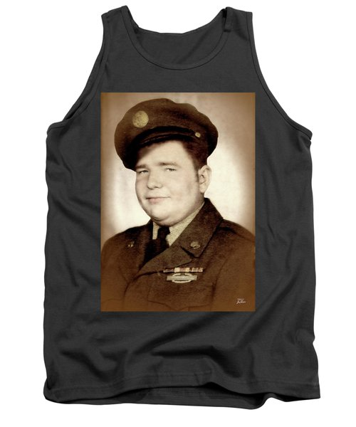 Frankie Shepard Avon Hero Tank Top
