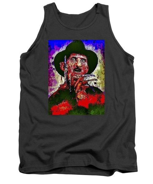 Freddy Krueger Tank Top