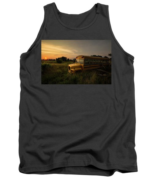 Tank Top featuring the photograph Freddy's Revenge  by Aaron J Groen