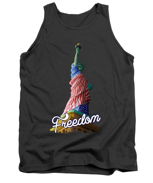 Queen Liberty Tank Top