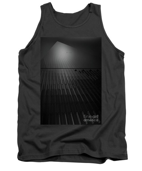 Tank Top featuring the photograph Freedom Point by Paul Cammarata