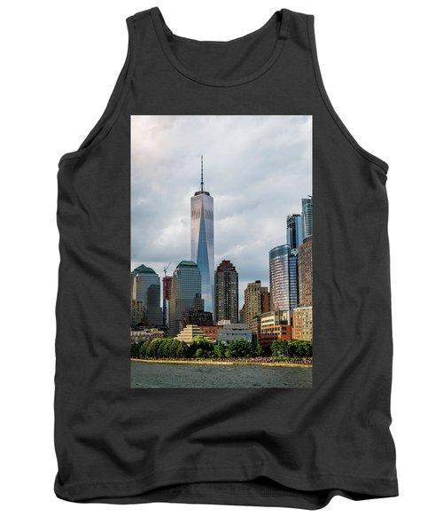 Freedom Tower - Lower Manhattan 1 Tank Top