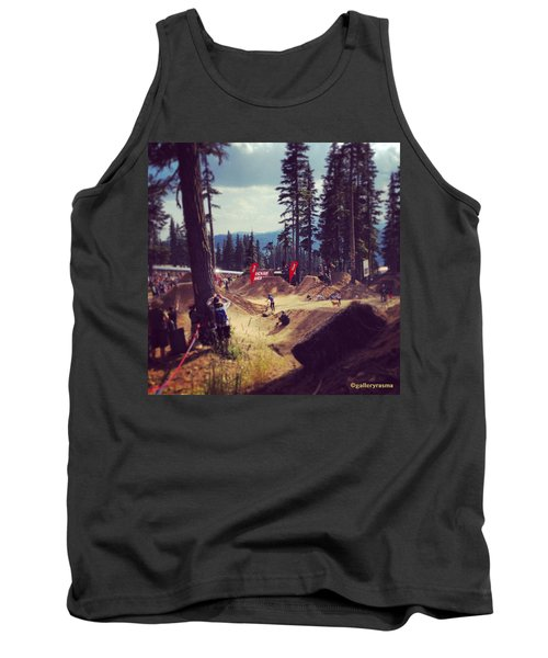 Freestyling Mtb Tank Top