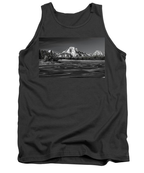 Freeze-up Tank Top