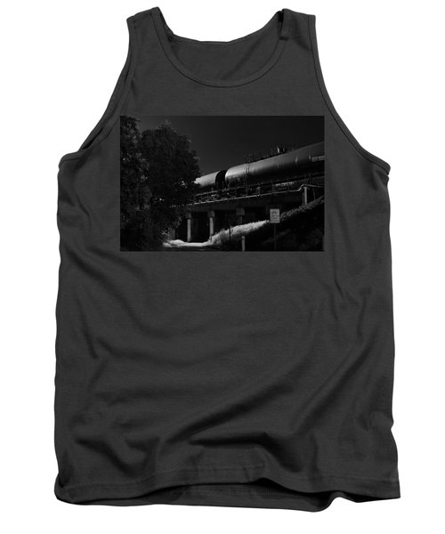 Freight Over Bike Path Tank Top