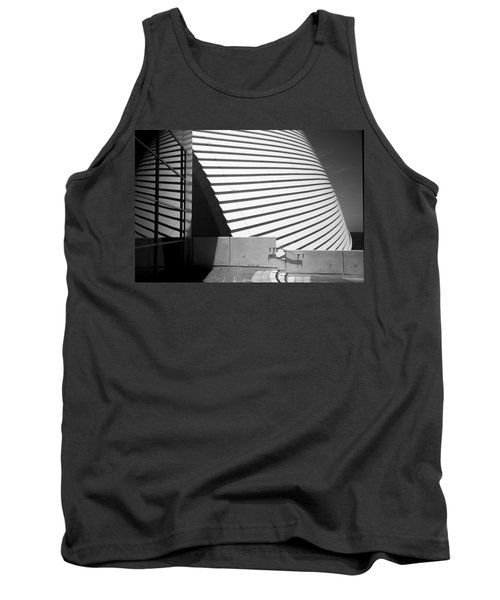 Tank Top featuring the photograph Fremantle Maritime Museum by Serene Maisey