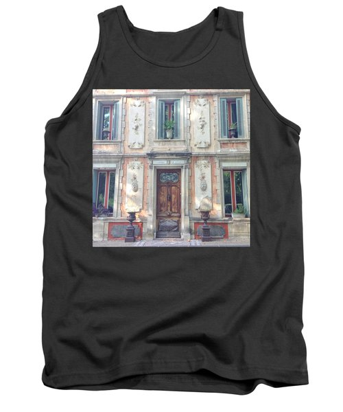 French Door Tank Top by Catherine Alfidi