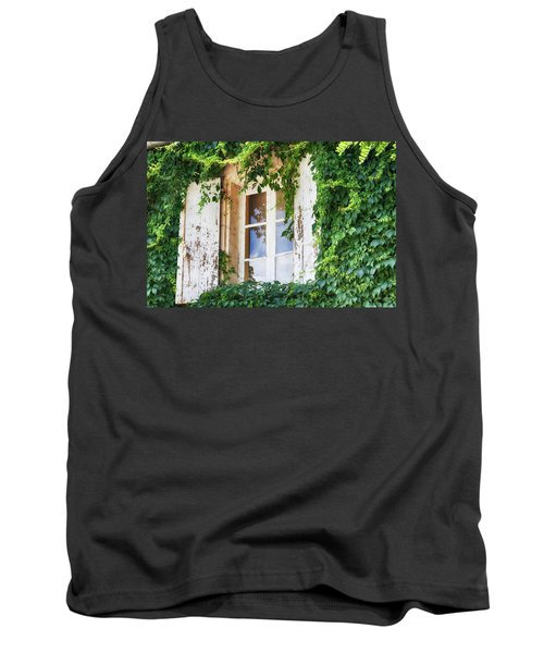 French Window In Provence Tank Top