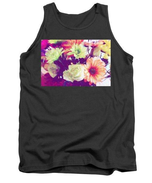 Fresh Flowers Tank Top