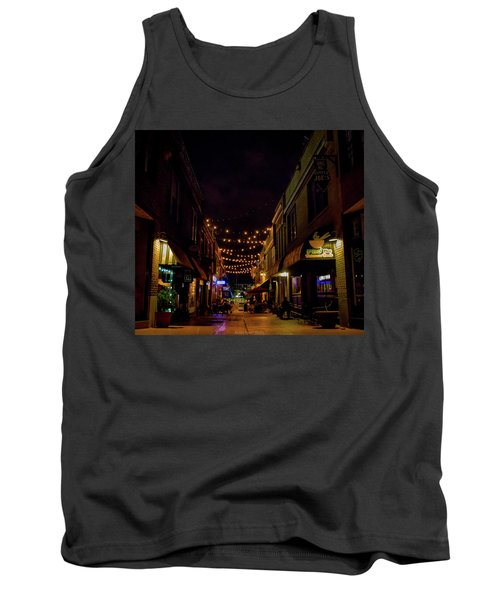 Friday Night Alley Tank Top