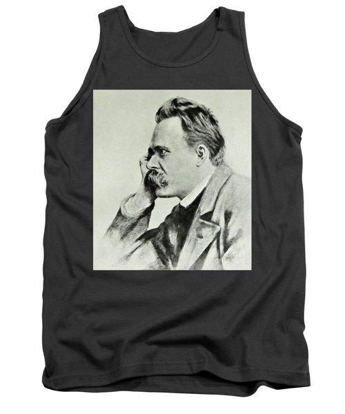 Friedrich Nietzsche, 1912 Tank Top