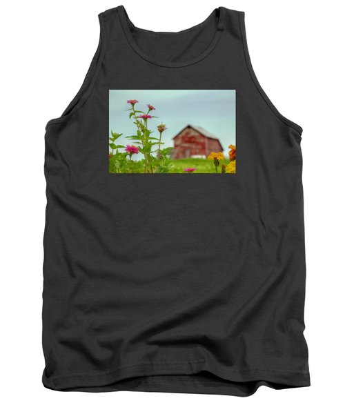 Friends Of Flowers Tank Top