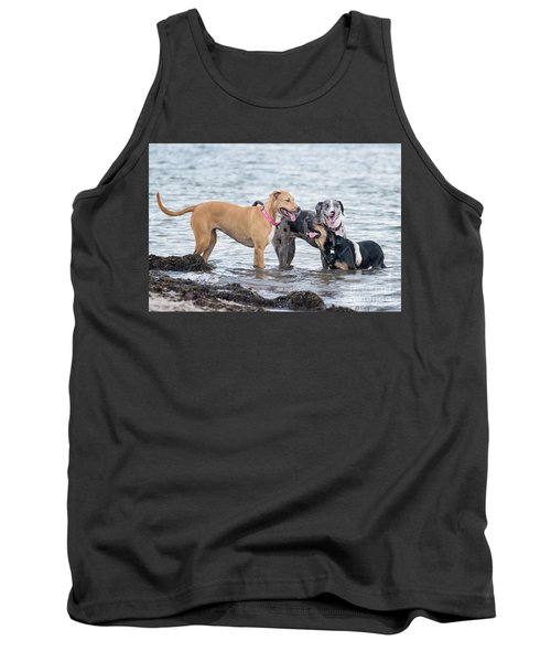 Friends Tank Top by Stephanie Hayes