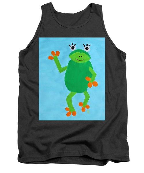 Froggie Tank Top
