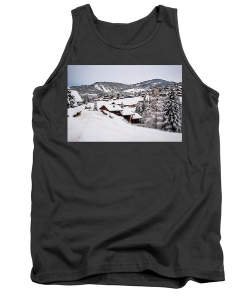 From A Distance- Tank Top