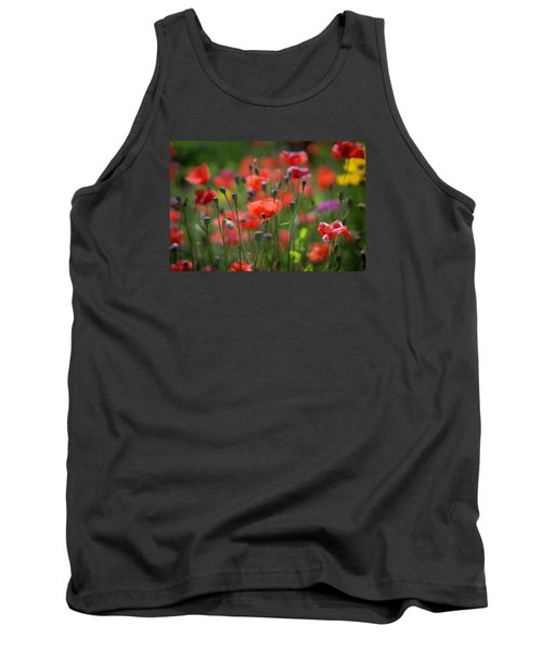 From Seed, To Seed Tank Top