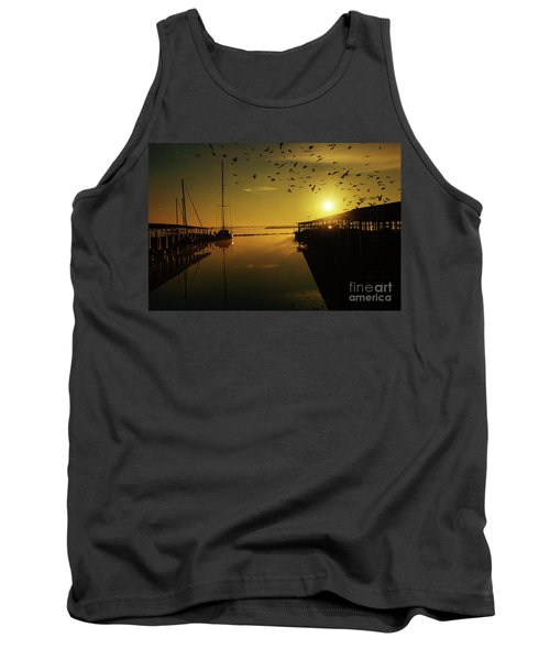 From Shadows Tank Top