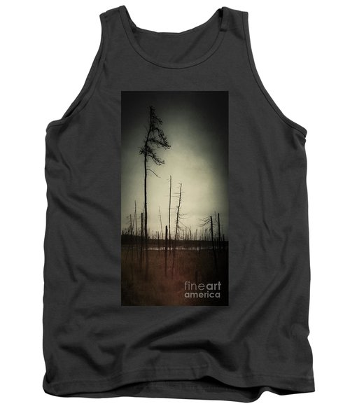 From The Ashes Tank Top