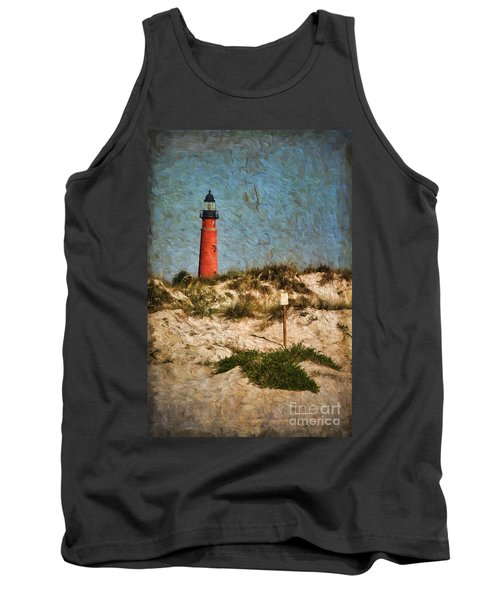 From The Beach Tank Top