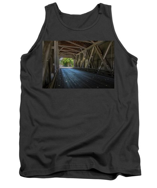 From The Inside Looking Out - Shimanek Bridge Tank Top