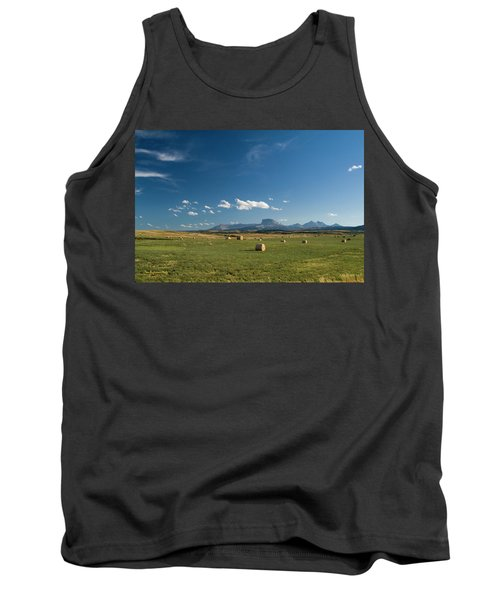 From The Prairie To The Rockies Tank Top