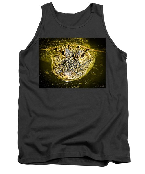 From The Series I Am Gator Number 5 Tank Top