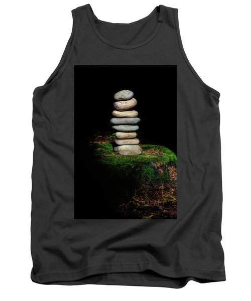 Tank Top featuring the photograph From The Shadows by Marco Oliveira
