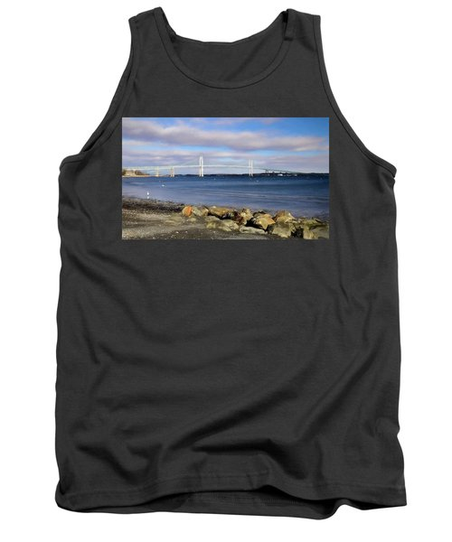 From The Shores Of Jamestown Tank Top