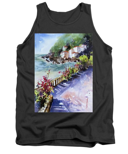 From The Walkway Tank Top by Rae Andrews