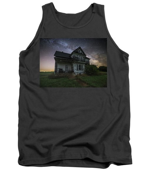 Tank Top featuring the photograph Front Porch  by Aaron J Groen