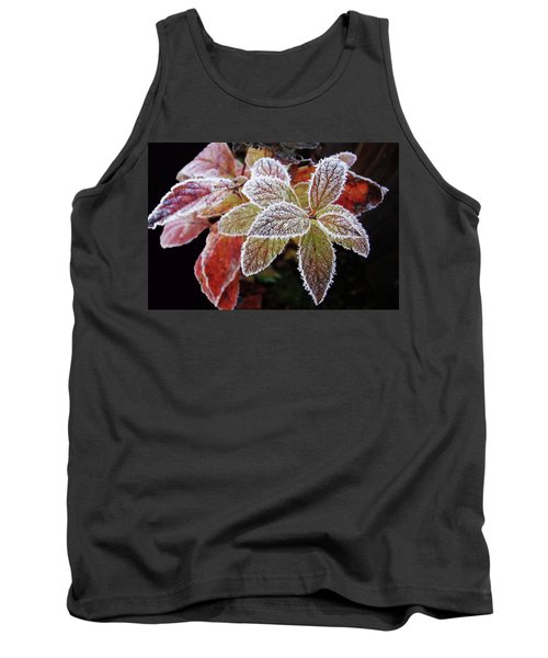 Frost Cluster Tank Top by Betsy Zimmerli