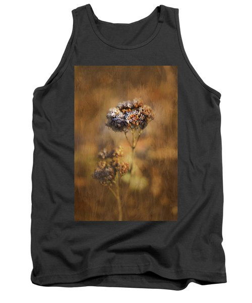 Frosted Bloom Tank Top