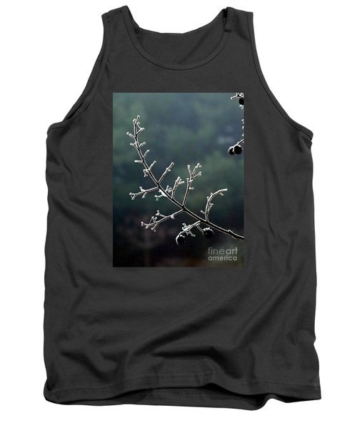 Frosted Tank Top by Christy Ricafrente