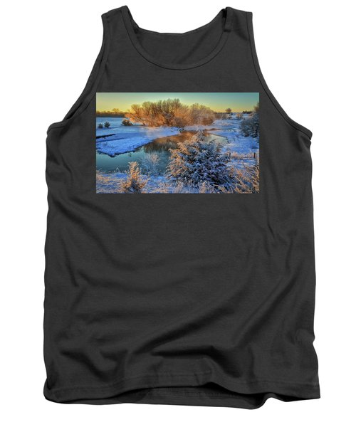 Frosty Morning Tank Top