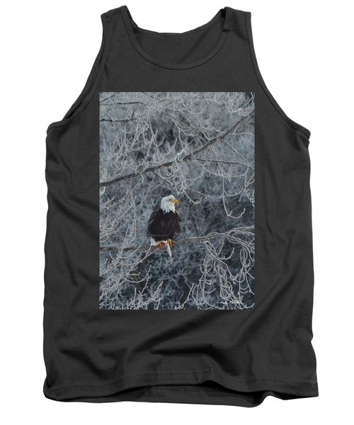 Frosty Morning Eagle Tank Top