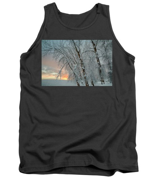 Frosty Sunrise Tank Top