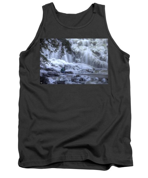 Frozen Falls Tank Top